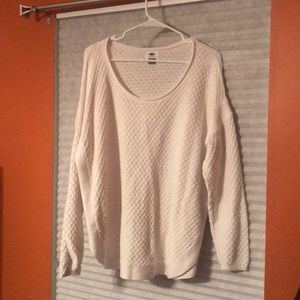 Hire knit sweater